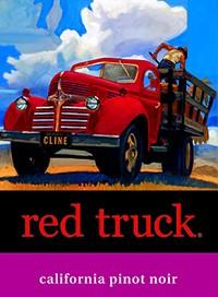 Red Truck Pinot Noir 750ml - Case of 12